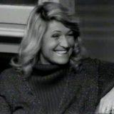 Marta Marzotto nella trasmissione televisiva Bontà Loro di Maurizio Costanzo
