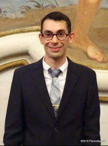 Pietro Alongi Consigliere Comunale Pavia